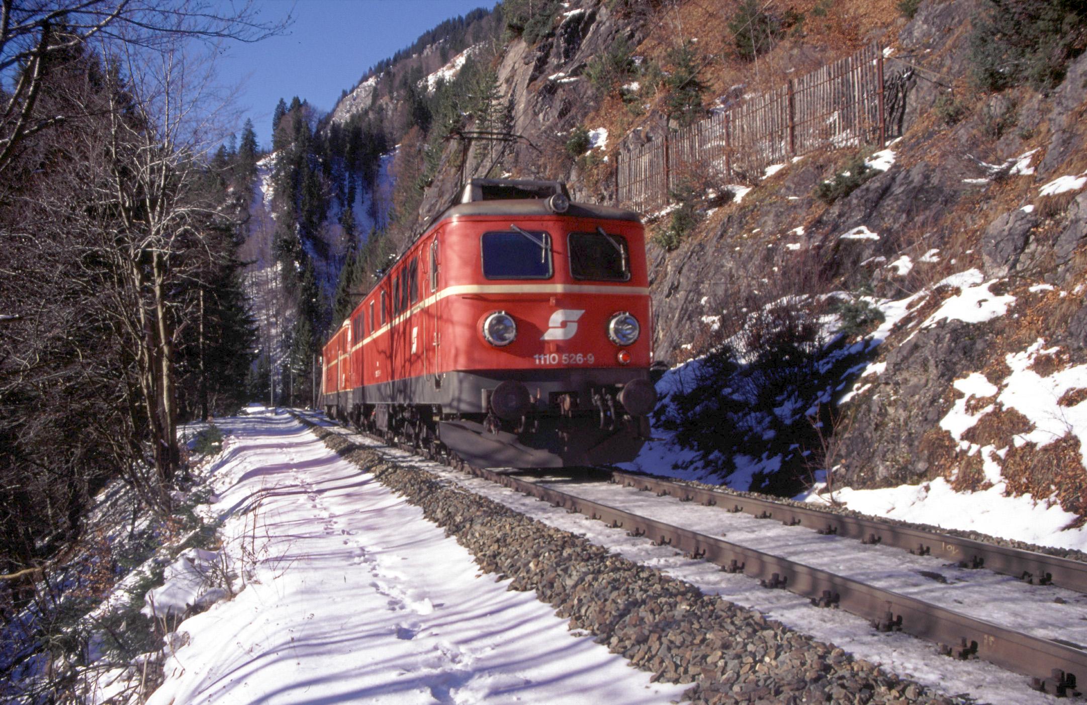 Der Bau der Arlbergbahn 1/2 – Die Arlbergbahn